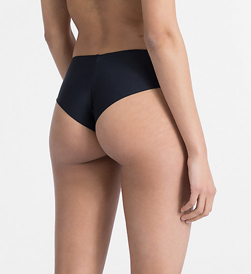 CALVINKLEIN Brazilian Bikini Bottom - Core Neo - PVH BLACK -  NEW FOR WOMEN - detail image 1