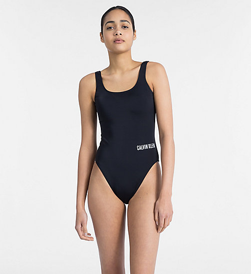 CALVINKLEIN Swimsuit - Intense Power - PVH BLACK - CALVIN KLEIN NEW IN - main image