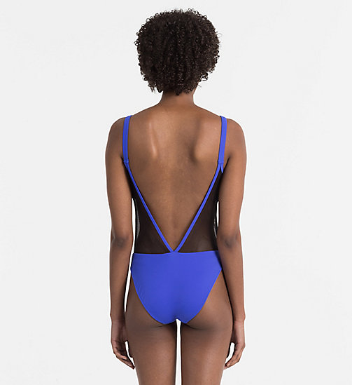 CALVINKLEIN Swimsuit - Intense Power - AMPARO BLUE - CALVIN KLEIN SWIMSUITS - detail image 1