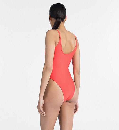 CALVINKLEIN Swimsuit - Core Neo - BITTERSWEET - CALVIN KLEIN NEW IN - detail image 1