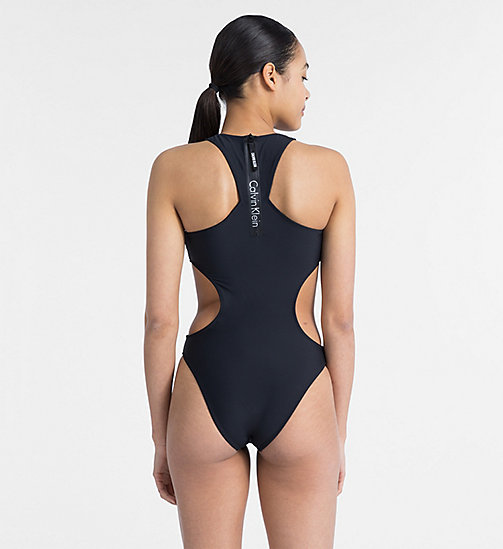 CALVINKLEIN Swimsuit - Core Neo - PVH BLACK - CALVIN KLEIN NEW FOR WOMEN - detail image 1