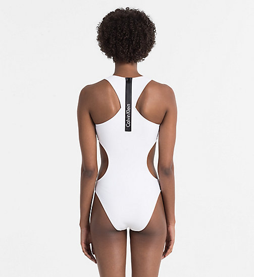 CALVINKLEIN Swimsuit - Core Neo - PVH WHITE - CALVIN KLEIN SWIMSUITS - detail image 1
