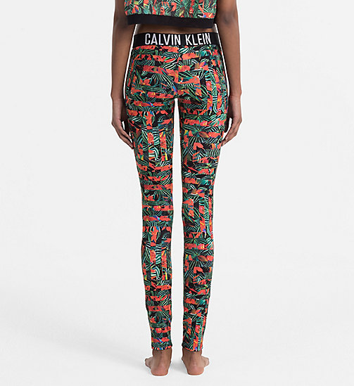 CALVINKLEIN Printed Leggings - Intense Power - GEO TROPIC INTENSE POWER - CALVIN KLEIN NEW IN - detail image 1