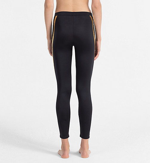 CALVINKLEIN Leggings - Core Beach Active - PVH BLACK - CALVIN KLEIN BEACHWEAR - detail image 1
