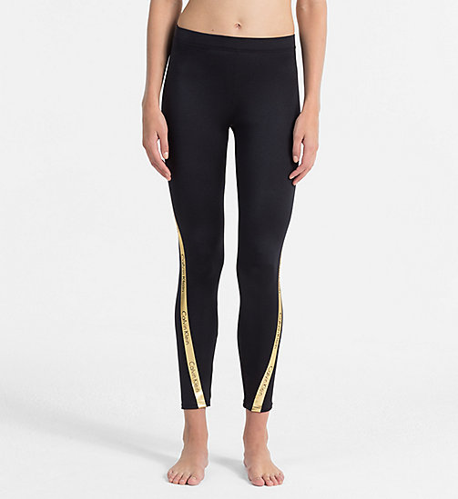 CALVINKLEIN Leggings - Core Beach Active - PVH BLACK - CALVIN KLEIN NEW IN - main image