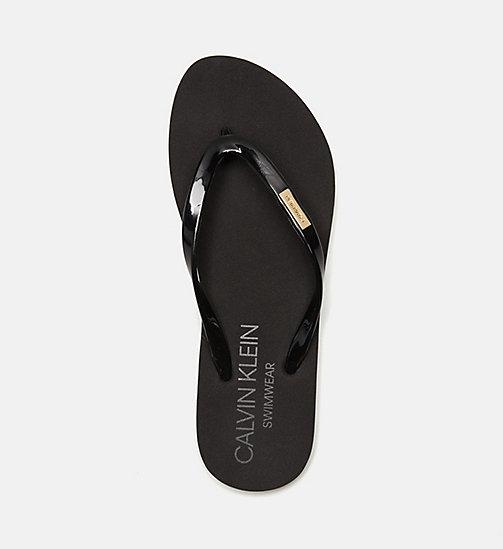 CALVIN KLEIN Sliders - PVH BLACK - CALVIN KLEIN NEW IN - main image