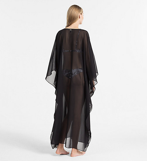 CALVINKLEIN Kaftan - Animal - PVH BLACK - CALVIN KLEIN NEW IN - detail image 1