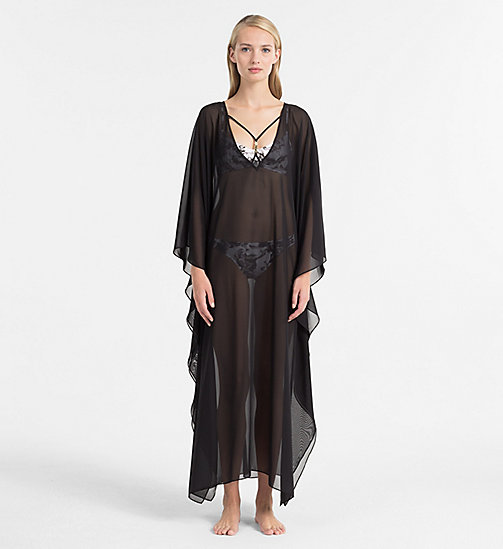 CALVINKLEIN Kaftan - Animal - PVH BLACK - CALVIN KLEIN NEW IN - main image