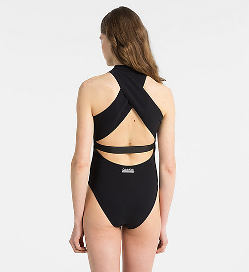 CALVINKLEIN Swimsuit - Cutting Edge - PVH BLACK - CALVIN KLEIN SWIMSUITS - detail image 1