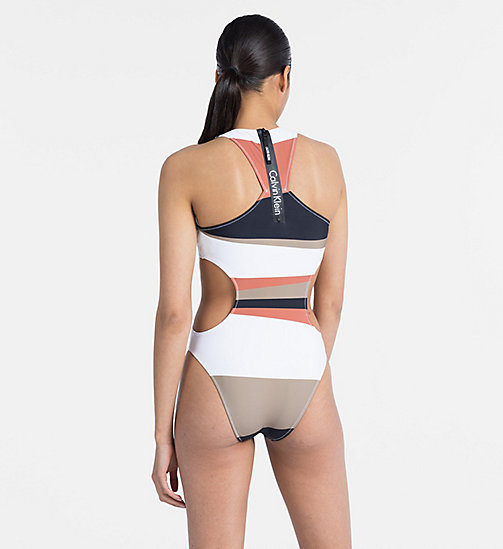 CALVINKLEIN Swimsuit - Core Neo - DESERT PRINT - CALVIN KLEIN NEW FOR WOMEN - detail image 1