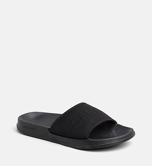CALVINKLEIN Sliders - PVH BLACK - CALVIN KLEIN NEW IN - detail image 1