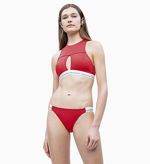 £38.00Brazilian Bikini Bottom - CK Logo f3922f17882